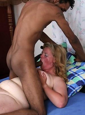 Mature Interracial Porn Pictures