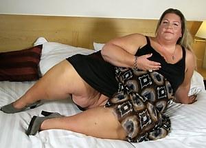 Mature SSBBW Porn Pictures