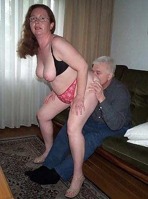 Ass licking granny Old Women