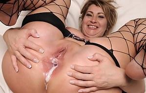 Mature Anal Creampie Porn Pictures