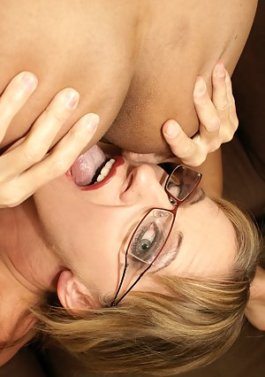 Mature Rimjob Porn Pictures