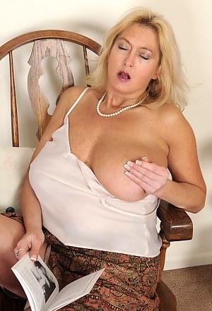 Fucking Big Tit Grandma