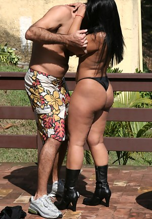 Brazilian Mature Porn Pictures