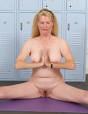 Mature Yoga Porn Pictures