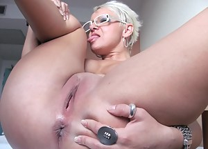 Mature Glasses Porn Pictures