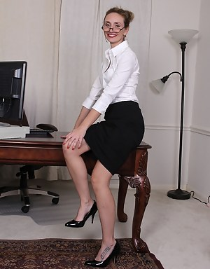 Office Mature Porn Pictures