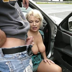 Mature Handjob Porn Pictures