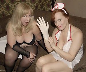 Mature Nurse Porn Pictures